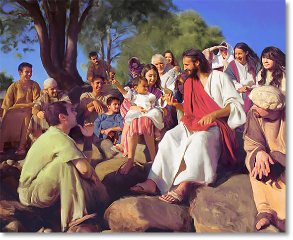 the miracles of jesus and their significance to his ministry Jesus christ performed astounding miracles does his ability to heal and do other wondrous things have anything to do with god working in our lives today.