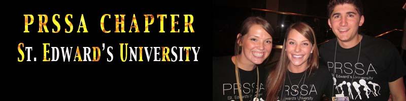 PRSSA St. Edward's University Chapter