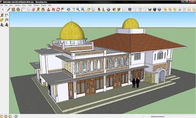 Perencanaan Masjid