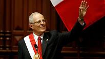 Kuczynski promete un país moderno en su investidura
