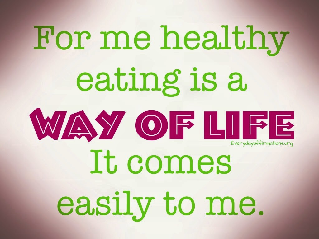 Affirmations for Health, Daily Affirmations 2014, Affirmations for Weight-loss, Daily Affirmations