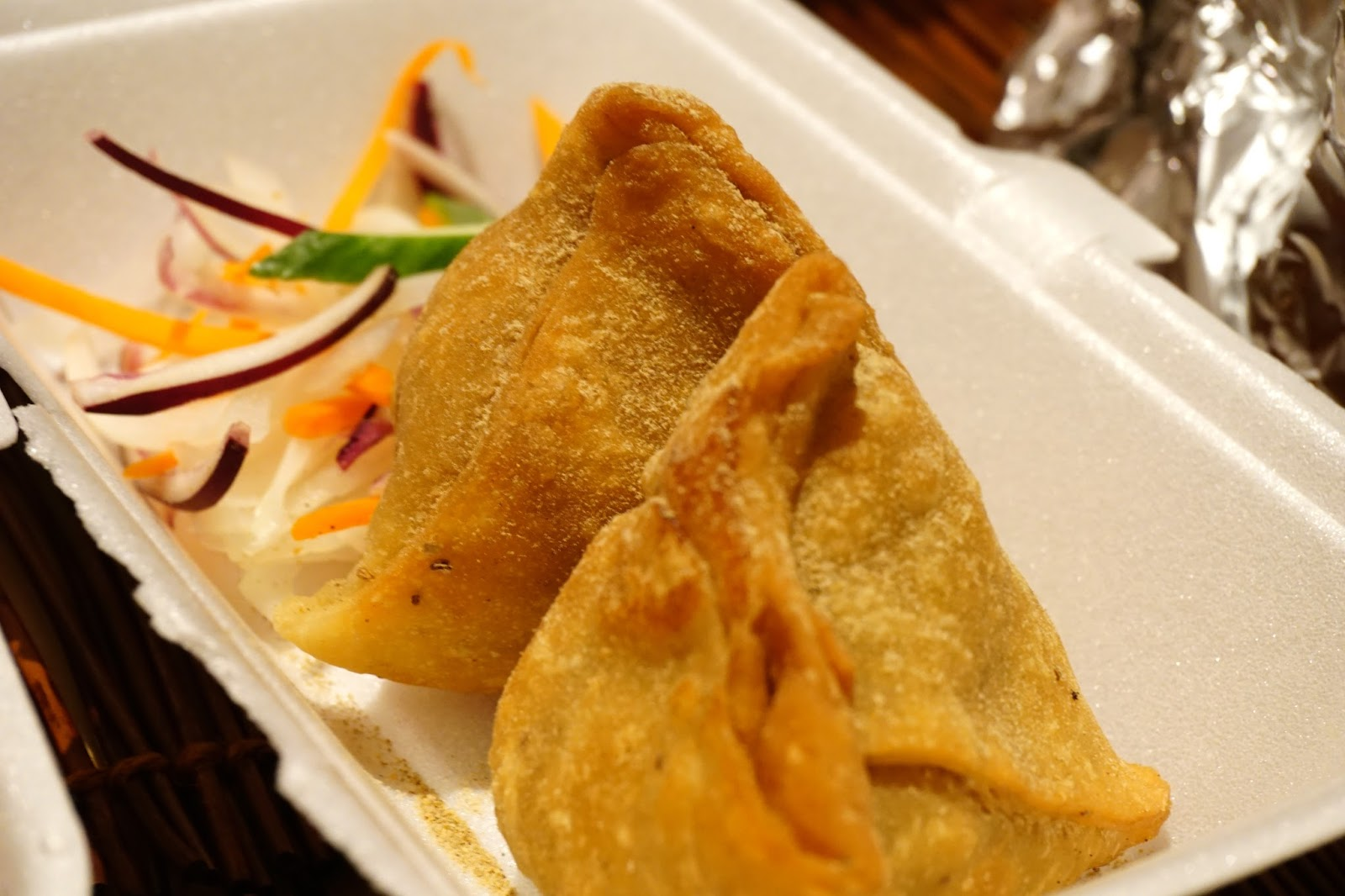 Vegetable Samosa - Legacy of India, Blackwood