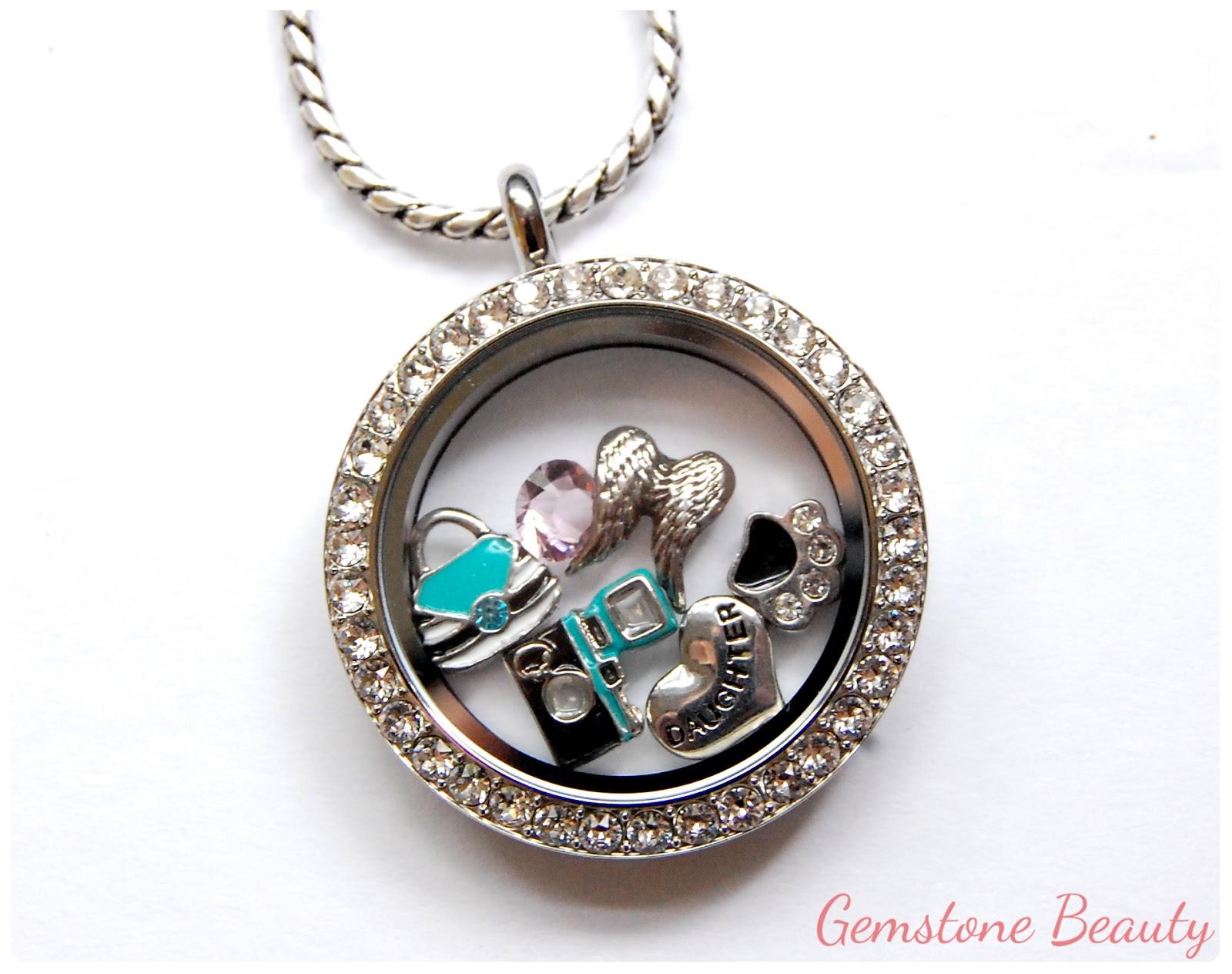 Gemstone Beauty: A Personal birthday gift: Origami Owl ... - photo#13