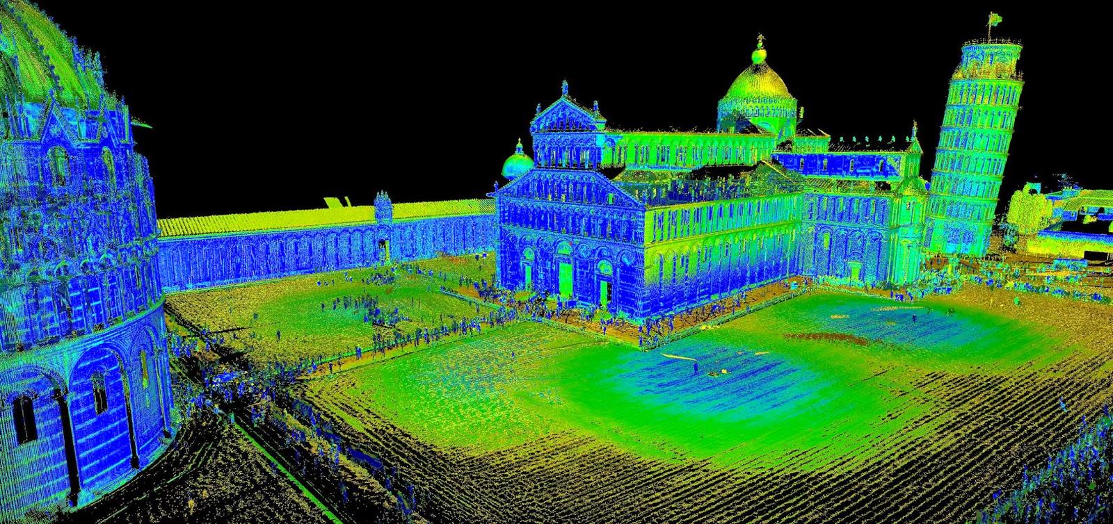 laser escaner arquitectura