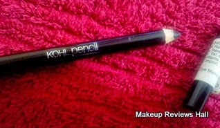 Oriflame Kohl Pencil Black Review