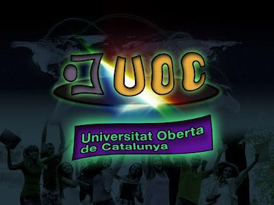 Logo UOC creatividad y estetica PAC