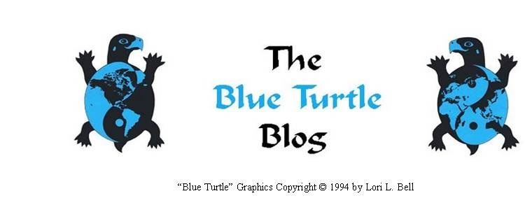 The Blue Turtle Blog