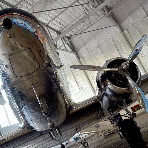 Delta Flight Museum, Douglas DC-3