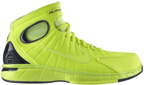 half off 233f9 fd134 07 21 2012 Nike Shox BB4 HOH 376918-011 Black Black-Volt  150.00