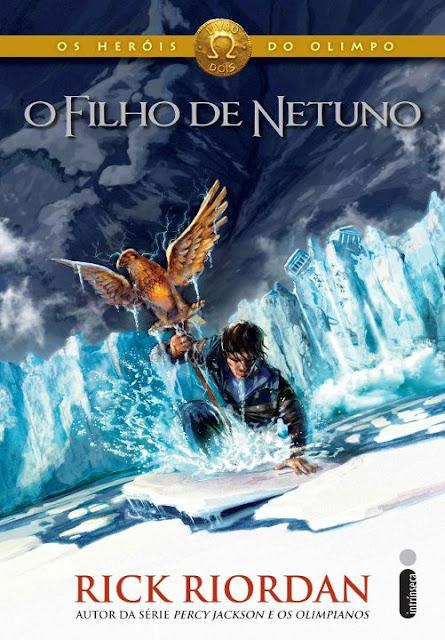"""Volume 02 da série """"Os Heróis do Olimpo""""."""