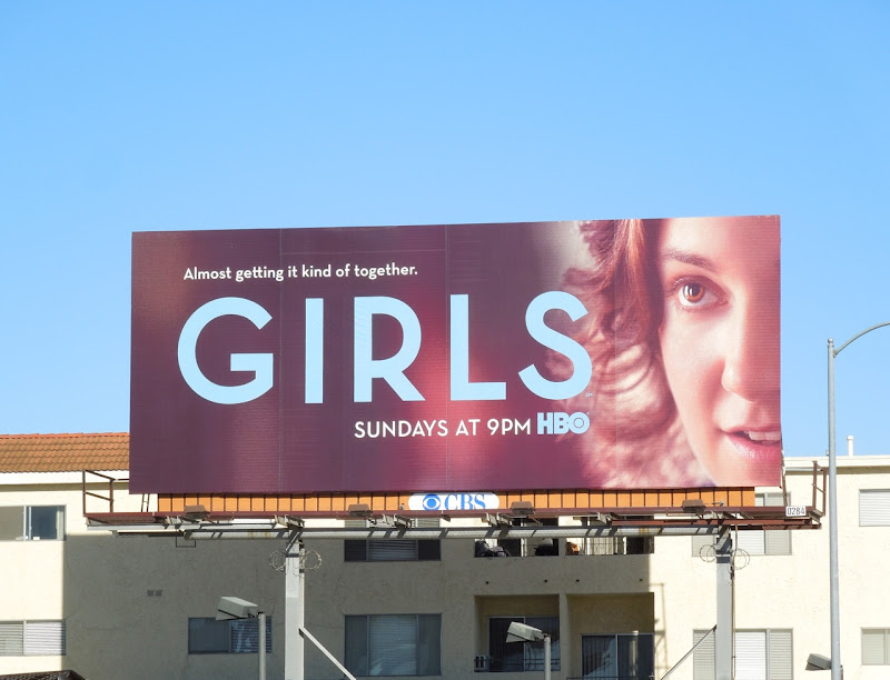 Girls season 2 billboard
