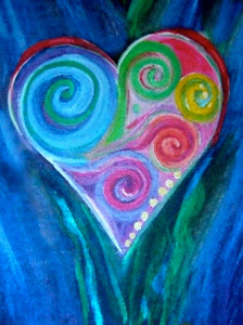 Chakras of the heart