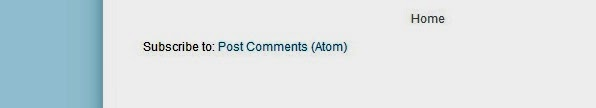 Link Subscribe to: Post Comments (Atom) Blog