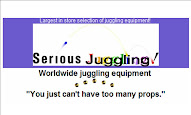 SERIOUS JUGGLING