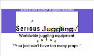 SERIOUS JUGGLING