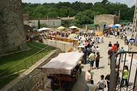Feria de artesania en Sant Miquel de Fluvia - Can Borrellet