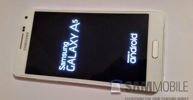 Trên tay Galaxy A5 và A7