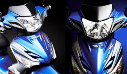 Brosur Harga Kredit Honda Supra X 125 FI Terbaru 2014