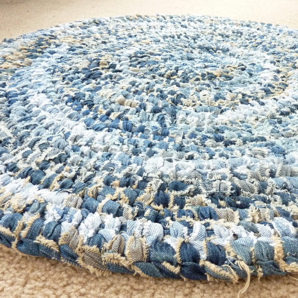 Kindred Spirits Sisters: Upcycling Denim Projects