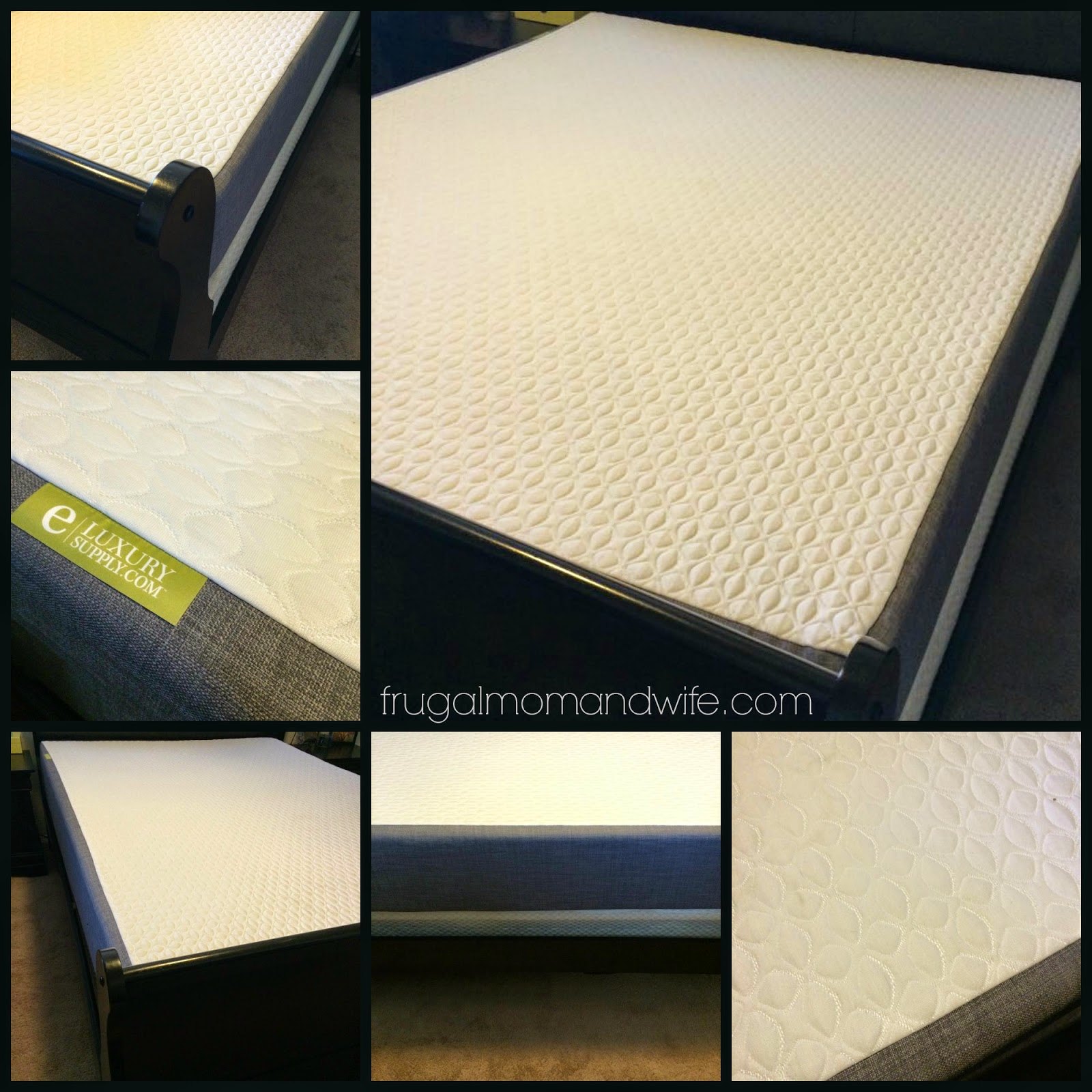 Frugal Mom And Wife Gel Memory Foam 10 Quot Inch Mattress By