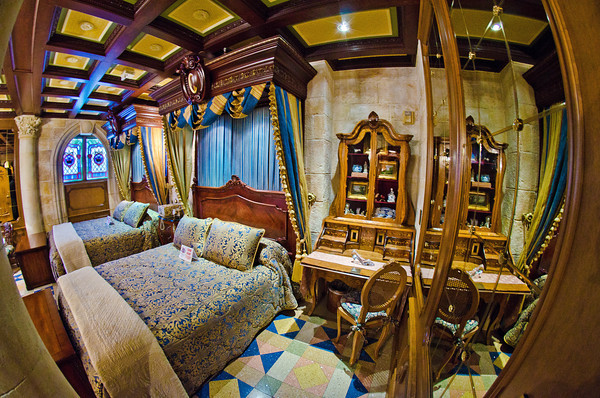 Cinderella Suite Disney World Tour