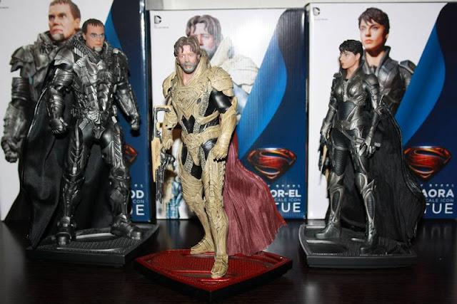 Zod And Faora Son Del General Zod Faora y