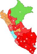 """Y aquí es cuando toca ver el """"nuevo"""" mapa del Perú: (mp pobreza mp electoral )"""