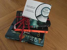 Dead Good Readers Award