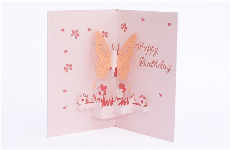 its unique pop up greeting cards for all occasions