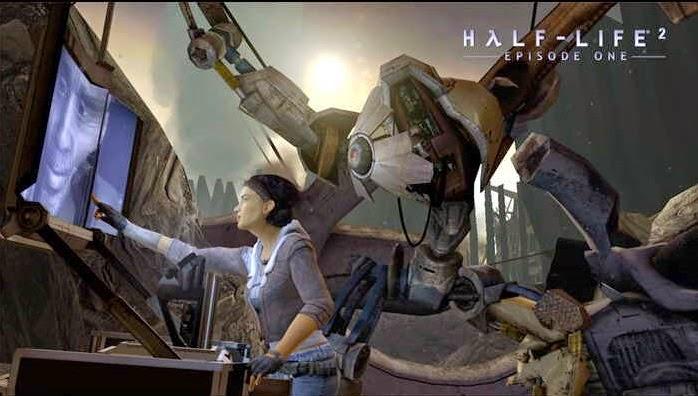 half life 2 on line: