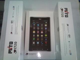 Harga Tablet Mito T720 Bulan September Terbaru 2013