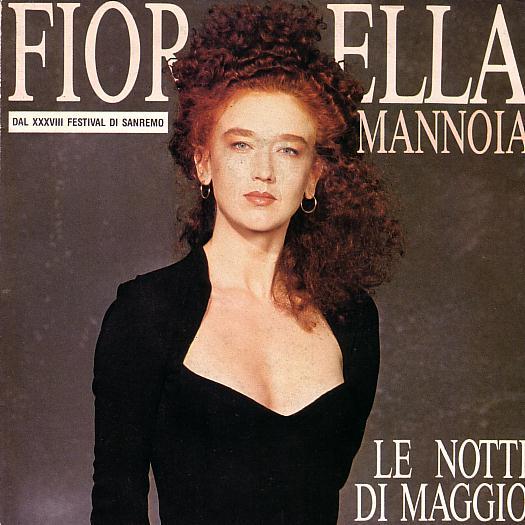 Sanremo 1988 - Fiorella Mannoia - Le Notti di Maggio