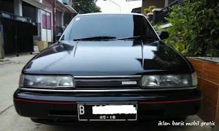 Dijual - Mazda capella 626 tahun 1992, iklan baris mobil gratis
