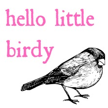 hello little birdy