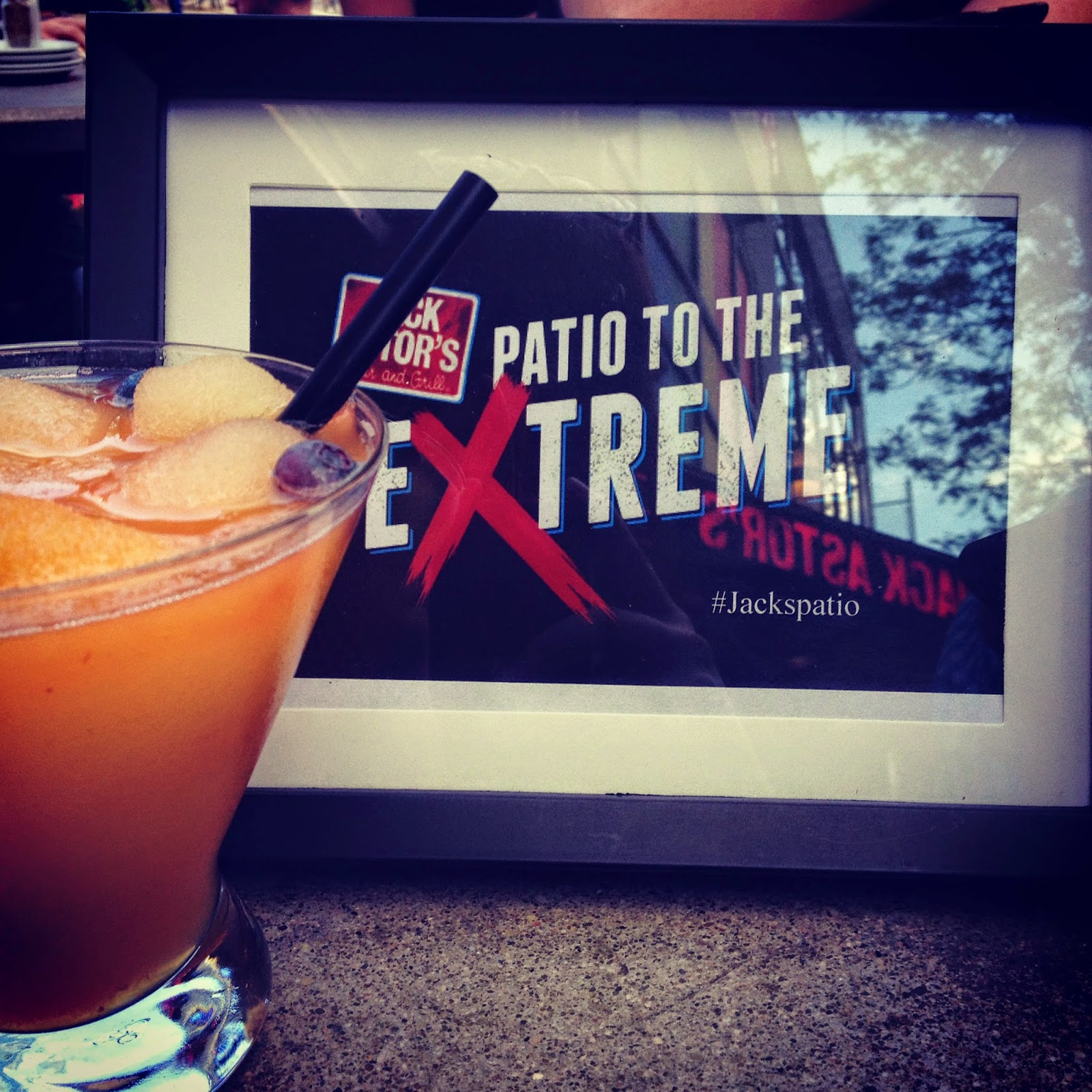 Jack Astor's Patio to the Extreme