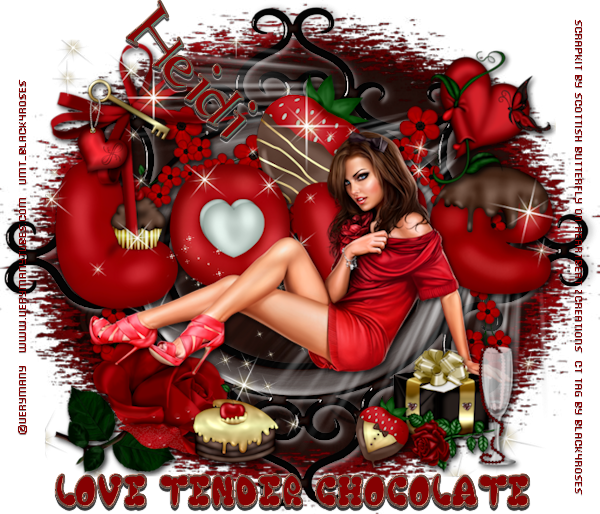 Love Tender Chocolate