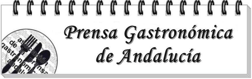 Prensa Gastronómica de Andalucía