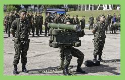 El Ejército Brasileño implantará una unidad de mantenimiento para misiles RBS 70