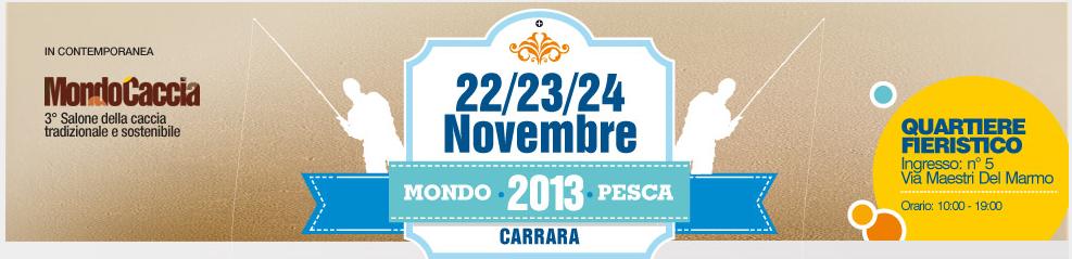 """I NOSTRI PROGETTI IN ESPOSIZIONE A """"MONDOPESCA 2013"""""""