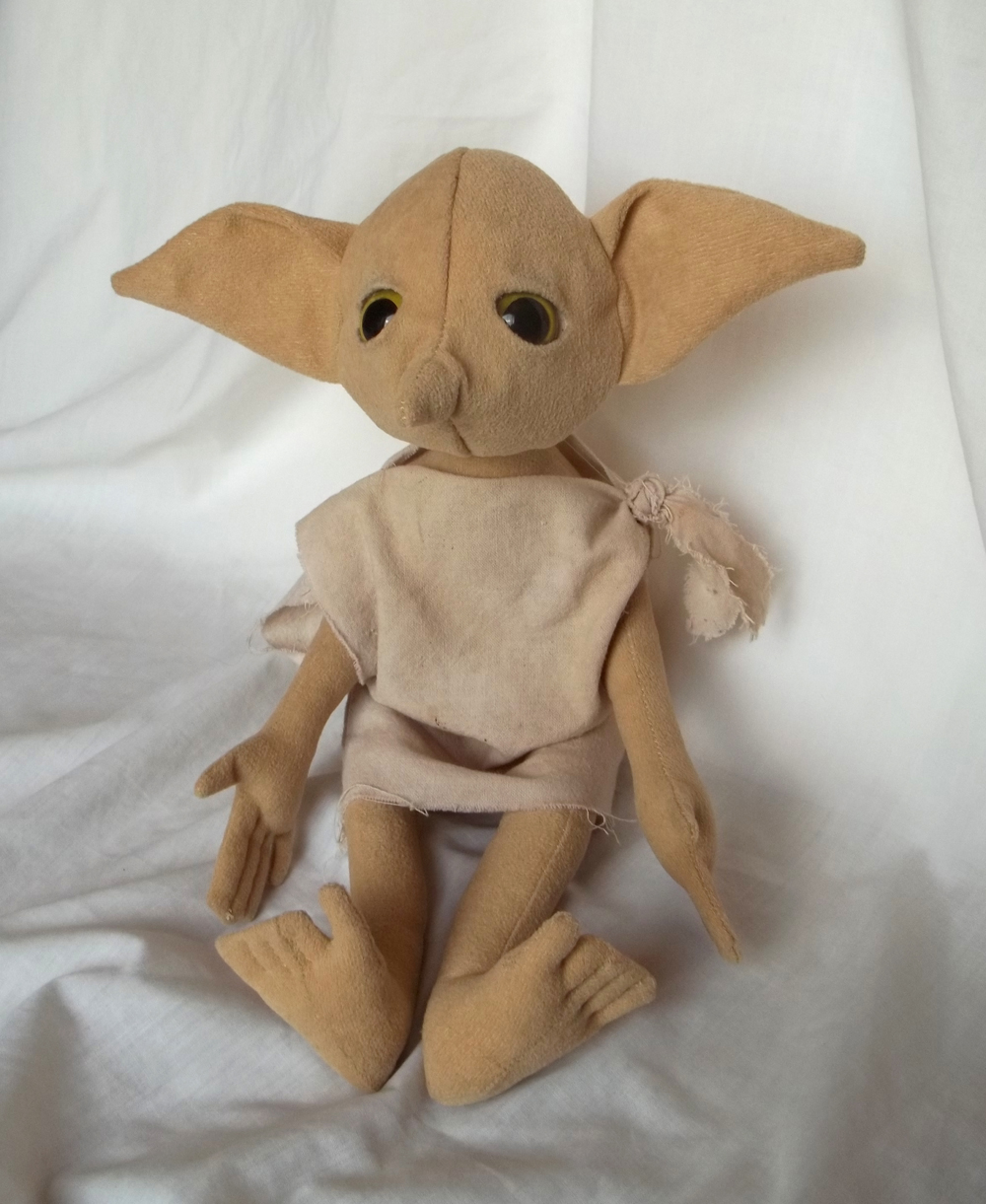 Knitting Pattern For Dobby The House Elf : All Things Crafty: House Elf Triplets and More