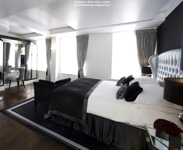 Les plus beaux HOTELS DESIGN du monde SANCTUM SOHO HOTEL