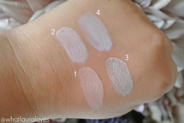Makeup Revolution Ultra Base Corrector Palette Review