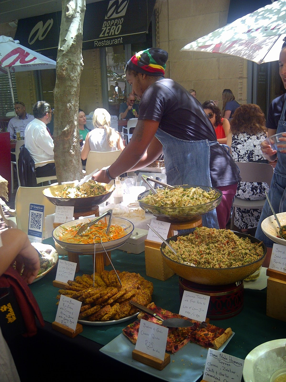 Earth Fair Food Market