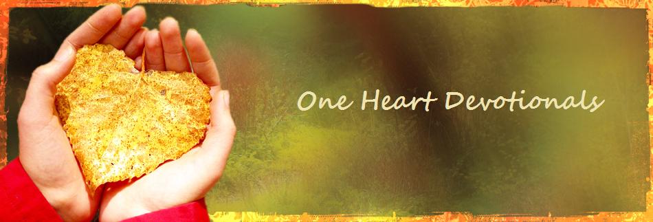 One Heart Devotionals