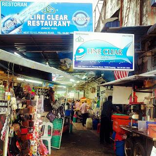Nasi Kandar Line Clear diserbu peralatan disita