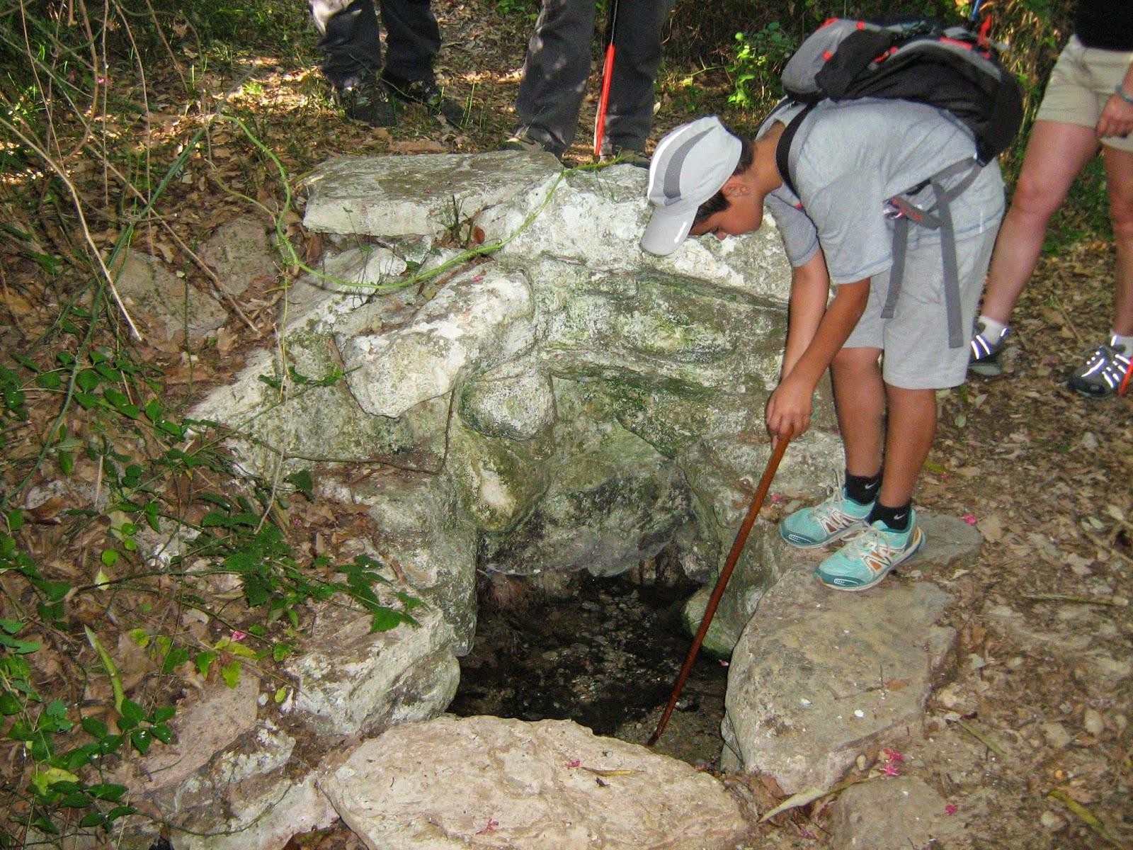 Los Baños Romano La Hedionda:DE SENDEROS: Canuto de la Utrera-Río Casares-Baños de la Hendionda