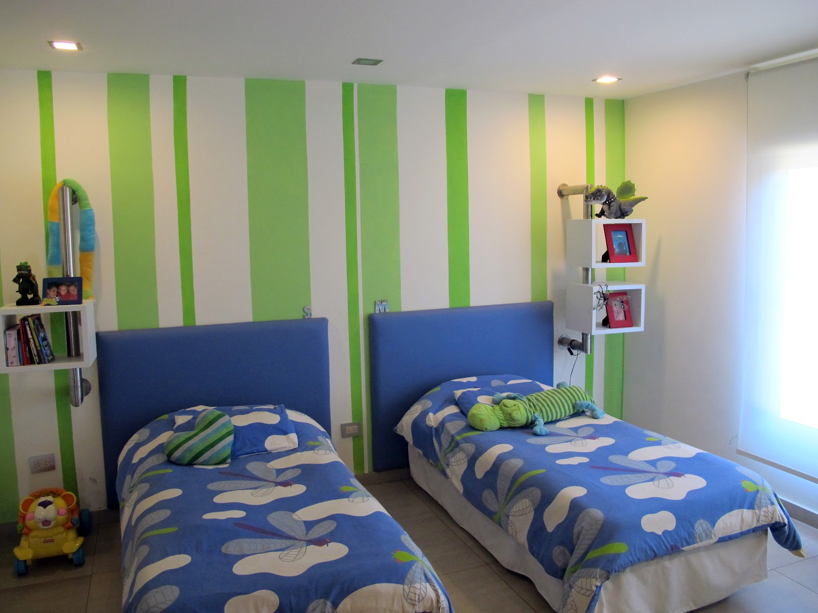 desaf o bla d dormitorios infantiles lote 93