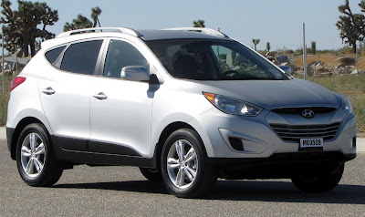 2012 Hyundai Tucson Review & Owners Manual