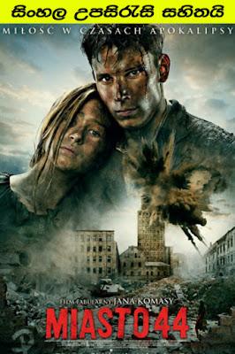 Warsaw '44 2014 Sinhala Subtitle Movie