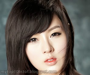 Top 10 Hot and Sexy Videos of Sizzling Beautiful Hwang Mi Hee